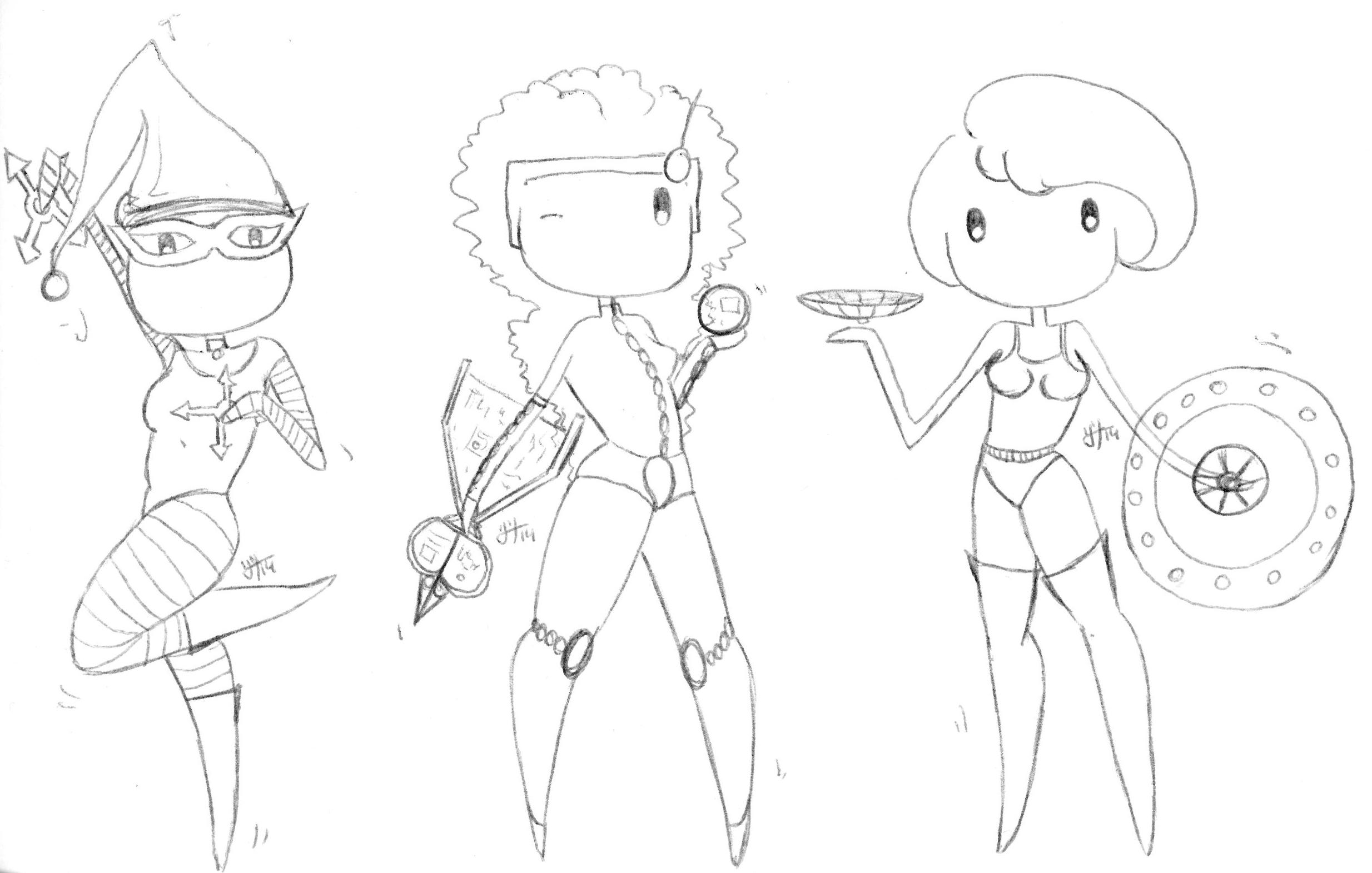 Super Heroine 3