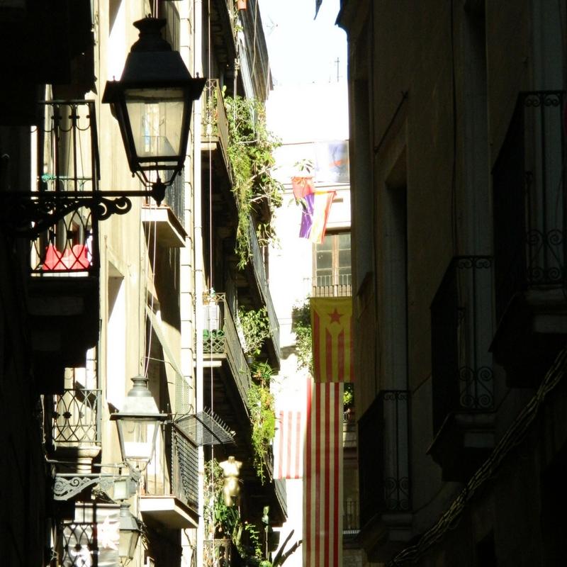 Rue de Barcelona